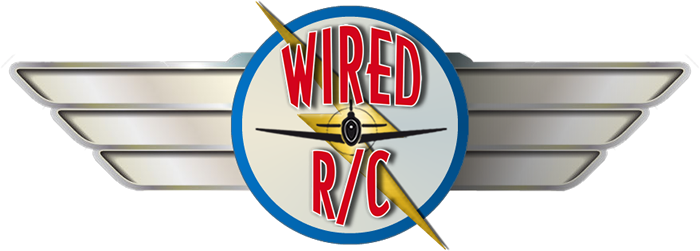 Wired RC - Electronic model aircraft specialists