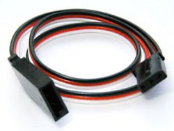 "Hyperion Light Weight Servo Extension Cable 200mm (8"")"