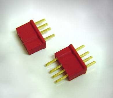 Deans Micro 4 Pin Connector