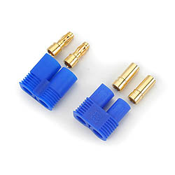 E-Flite EC3 Male & Female Connector Pair