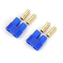 E-Flite EC3 Female Connector Pair