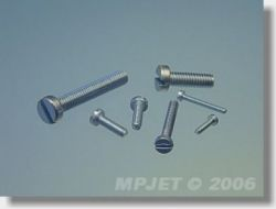 MP Jet Pan Head Screw M4 x 12 10 pcs