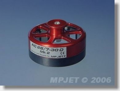 MP Jet Rotor for 28/7-30D Mk 2 Complete