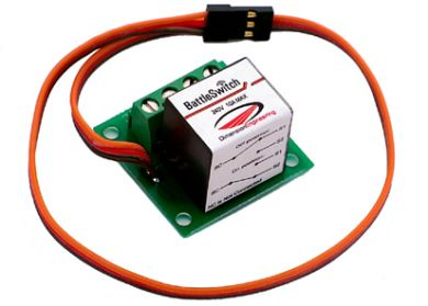 DE BattleSwitch Radio Controlled 10A Relay