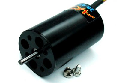 ARC 28-47-3 Turn Brushless Inrunner Long Can Motor