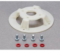 Parkzone Motor Mount w/ screws: T28, F4U
