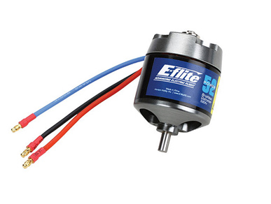 E-Flite Power 52 Brushless Outrunner Motor, 590Kv