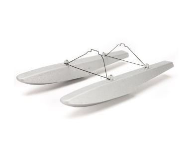 E-Flite Float Set: UMX Carbon Cub SS