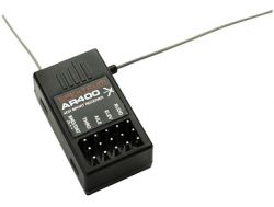 Spektrum AR400 4-Channel DSMX Aircraft Receiver