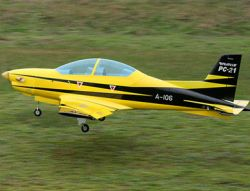 Sebart Pilatus PC21 50 Class Scale Yellow/Black Version
