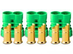 Castle 6.5mm Polarized Connectors - Female Multi Pack