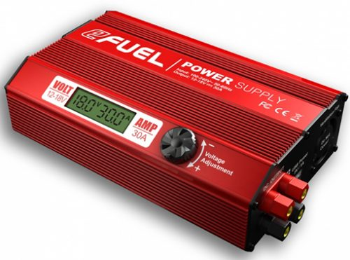 eFuel 30Amp Power Supply
