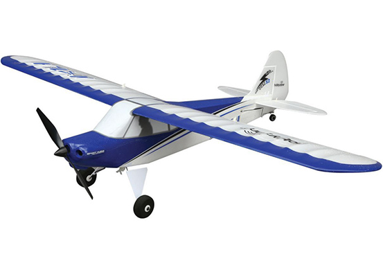 Hobbyzone Sport Cub S BNF with SAFE® Technology
