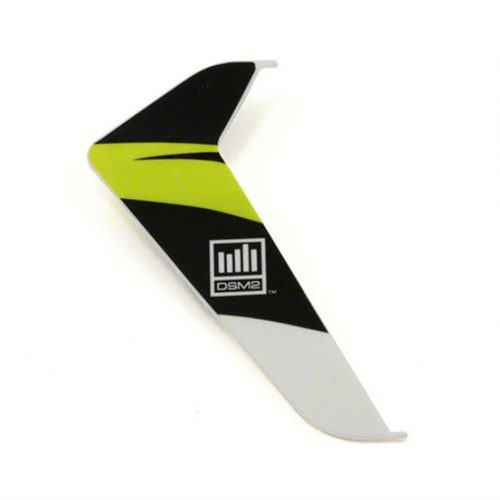 Blade Vertical Tail Fin with Decal: 120SR