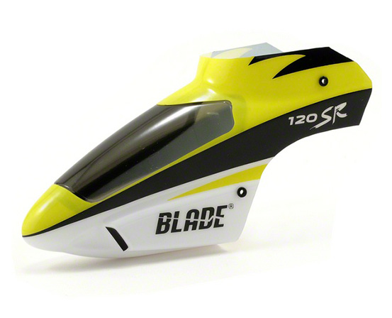 Blade Complete Canopy w/Grommets: 120SR