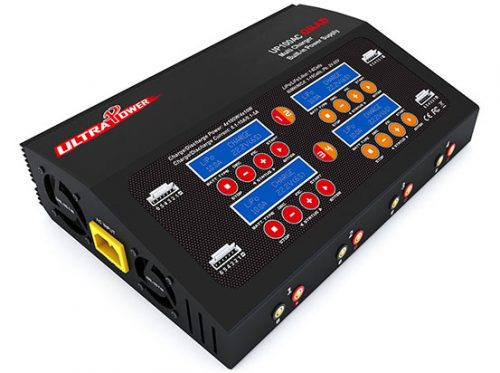 Ultra Power 100AC Quad Charger (4 x 100W) AC/DC
