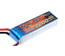 Gens Ace 2200mAh 3S 55C Lipo