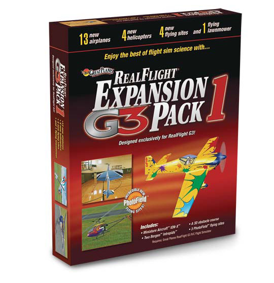 RealFlight Expansion Pack 1