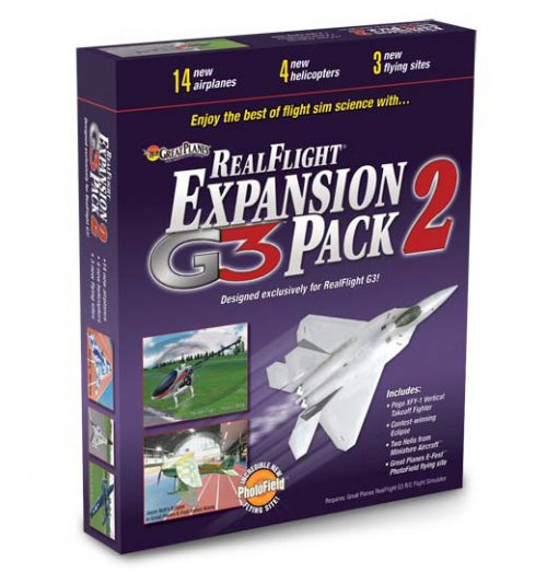 RealFlight Expansion Pack 2