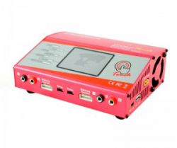 Ultra Power 120AC Duo (2 x 120W) AC/DC Touch Screen 1-6S Charger