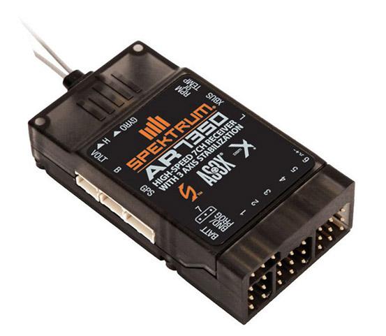 Spektrum AR7350 7-Channel AS3X Receiver
