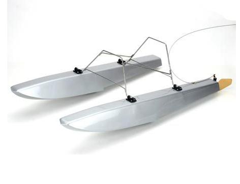 E-Flite 25-Size Fibreglass ARF Floats