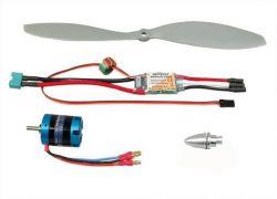 Multiplex Power Drive Parkmaster 3D Tuning Set