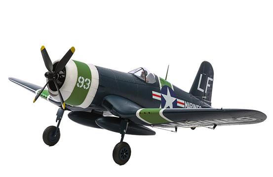 E-Flite F4U-4 Corsair 1.2m BNF Basic