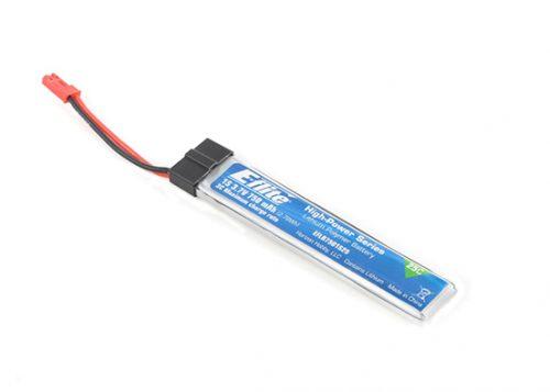 E-Flite 3.7V 750mAh 25C 1S LiPo Battery