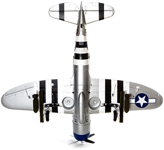 e-flite-p-47-razorback-1-2m-bnf-basic-with-as3x-efl8450-pic-4