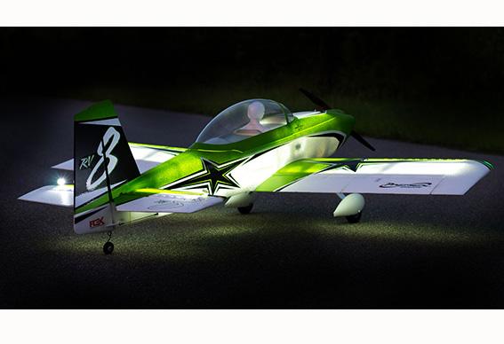 Flex Innovations RV-8 Super PNP Night Version